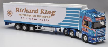 Richard King liveried truck